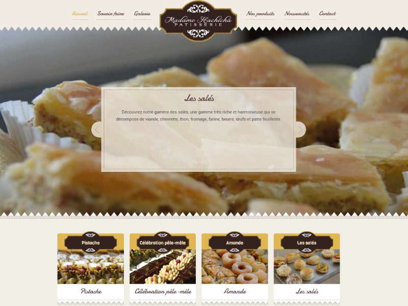 Pâtisserie Hachicha