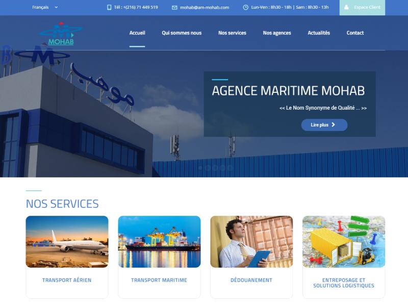 Agence Maritime Mohab
