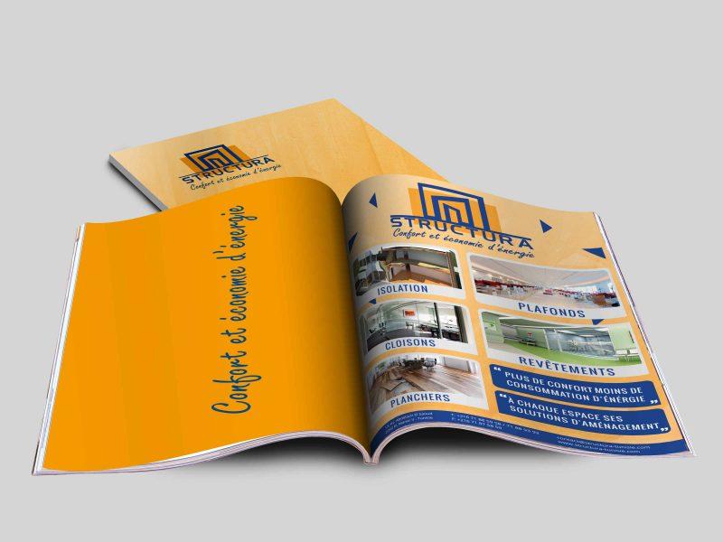 Catalogue Structura