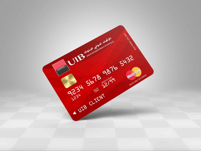 Carte bancaire UIB