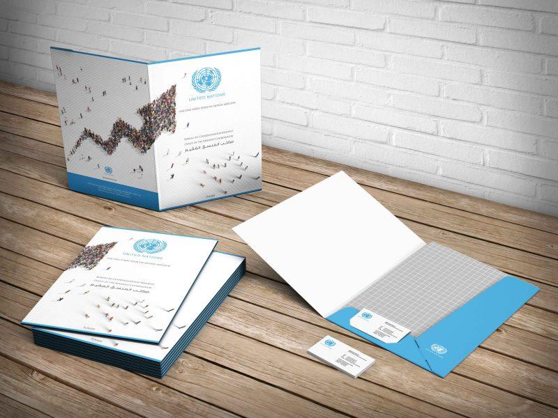 Création graphique – Nations Unies TN