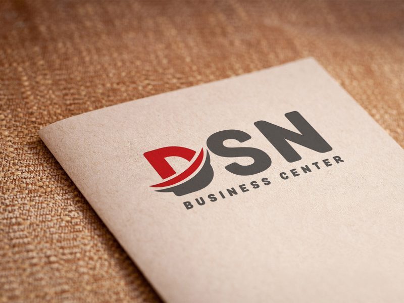 Création de Logo – DSN