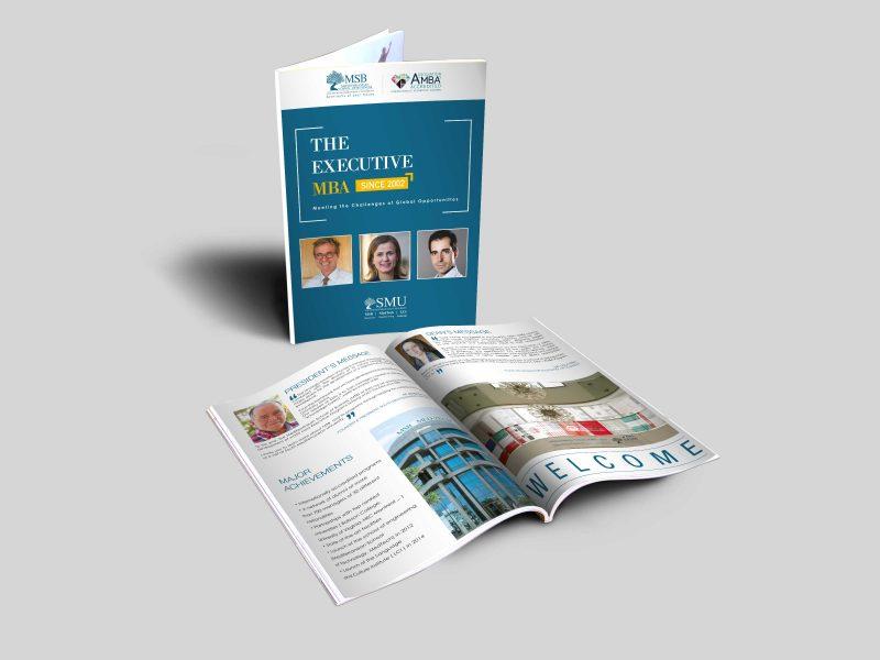 Brochures 2015/2016 MSB